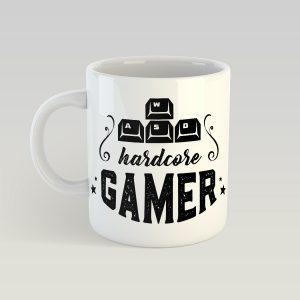 Hardcore Gamer bögre