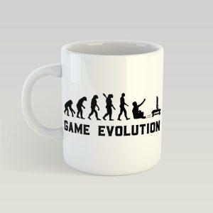Game evolution bögre