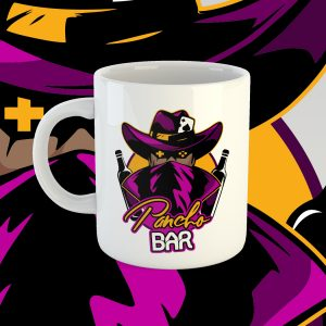 Pancho Bar bögre
