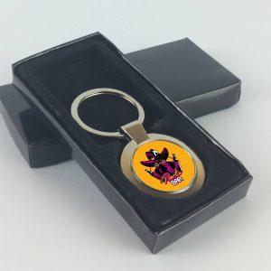 Pancho Bar köralakú kulcstartó