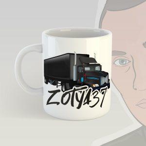 Zotya37 kamionos bögre