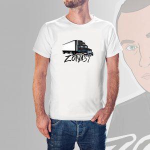 Zotya37 kamionos póló