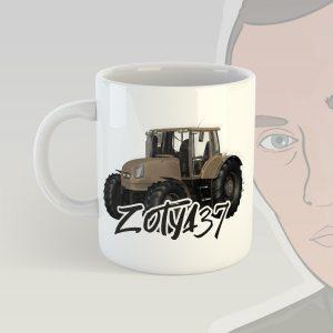 Zotya37 traktoros bögre