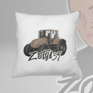 Zotya37 traktoros párna