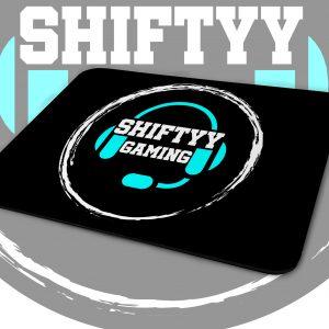 Shiftyy Gaming egérpad
