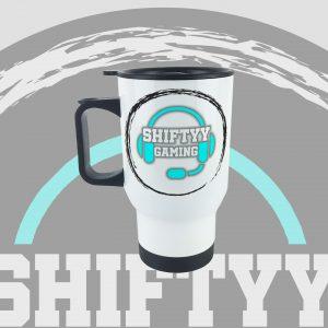 Shiftyy Gaming termoszbögre