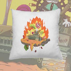 Scheff Burn Baby párna