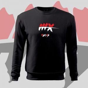 myoX5 sima pulóver