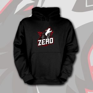 ZeroDave kapucnis pulóver