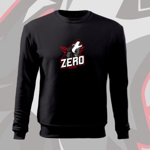 ZeroDave sima pulóver