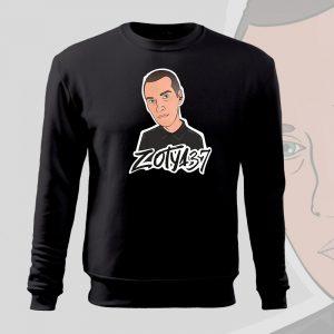 Zotya37 sima pulóver